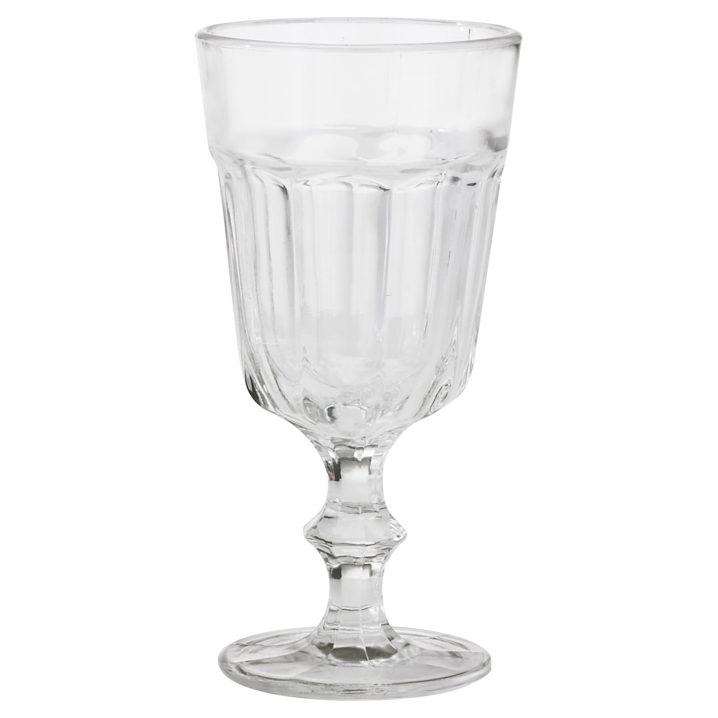 pokal verre vin verre transparent 20 cl ikea. Black Bedroom Furniture Sets. Home Design Ideas
