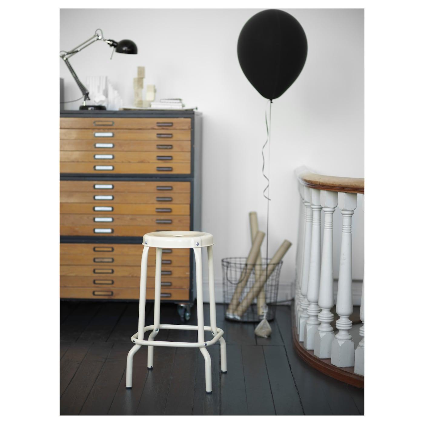 r skog tabouret de bar beige 63 cm ikea. Black Bedroom Furniture Sets. Home Design Ideas