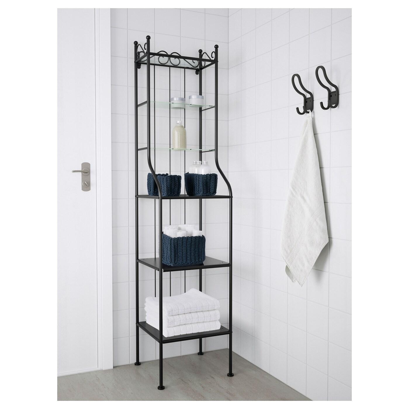 r nnsk r tag re noir 42x176 cm ikea. Black Bedroom Furniture Sets. Home Design Ideas