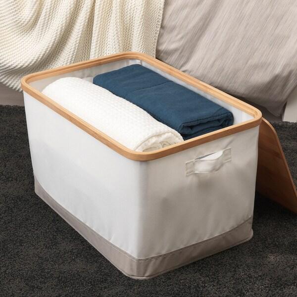 RABBLA Boîte couvercle, 35x50x30 cm