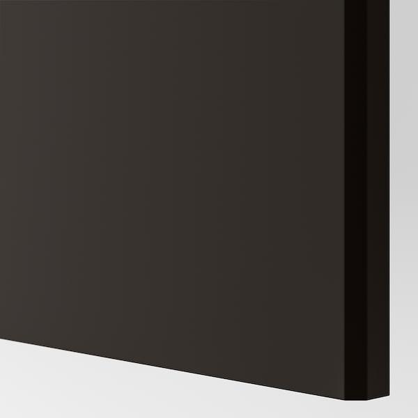 REINSVOLL Porte, anthracite, 50x195 cm