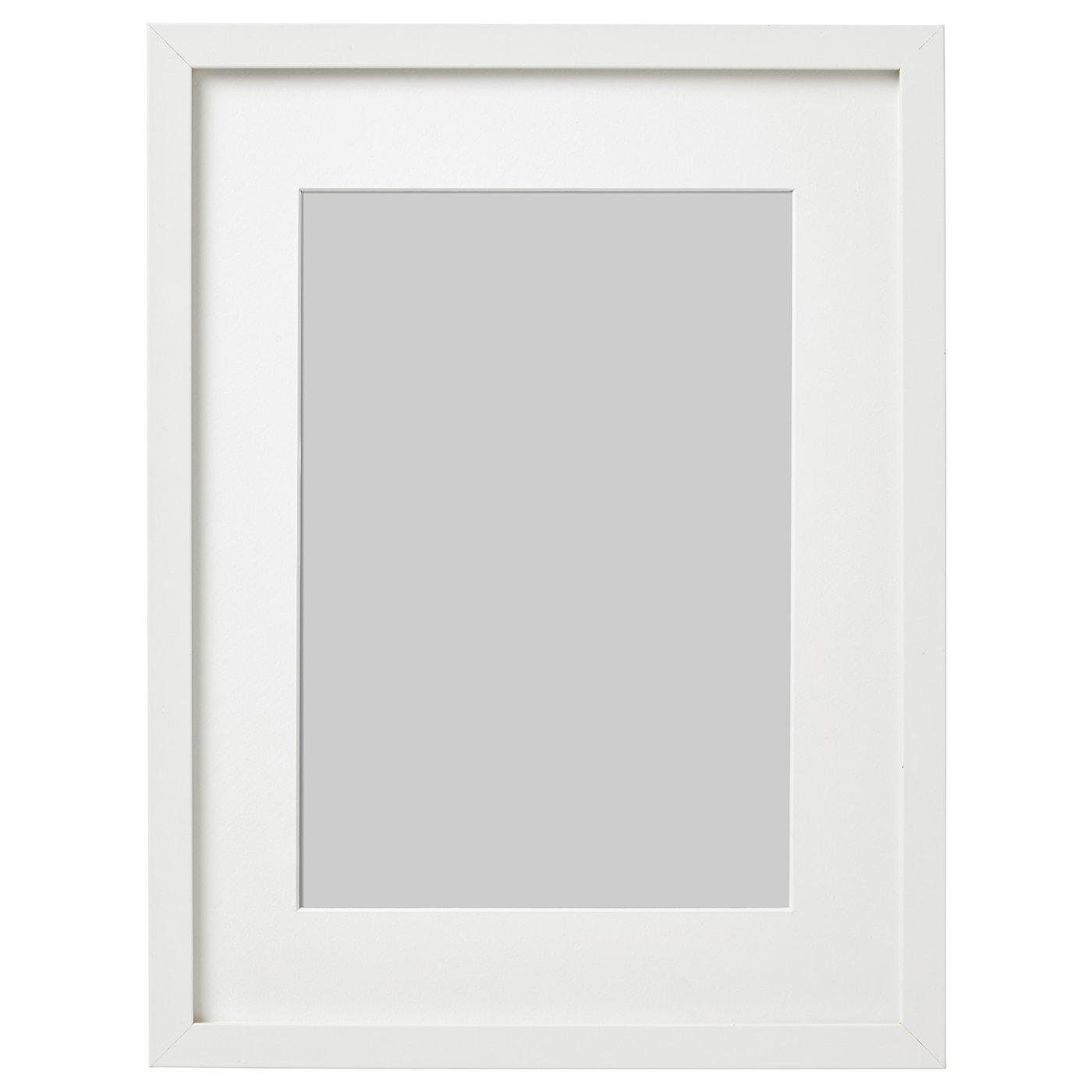 ribba cadre blanc 30 x 40 cm ikea. Black Bedroom Furniture Sets. Home Design Ideas