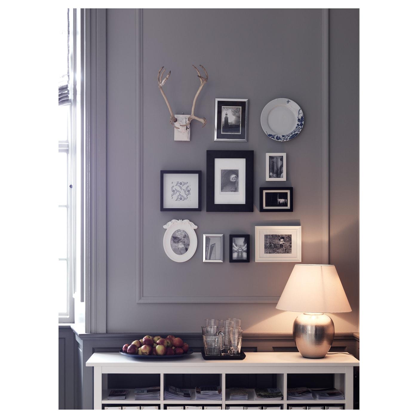 ribba cadre noir 10x15 cm ikea. Black Bedroom Furniture Sets. Home Design Ideas