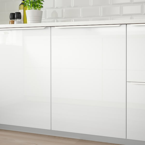 RINGHULT Porte, brillant blanc, 30x80 cm