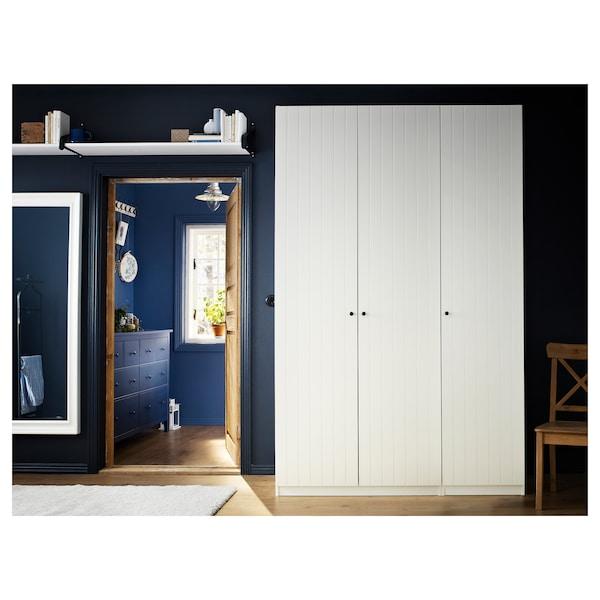 RISDAL Porte, blanc, 50x229 cm