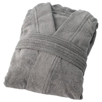 ROCKÅN Peignoir, gris, S/M