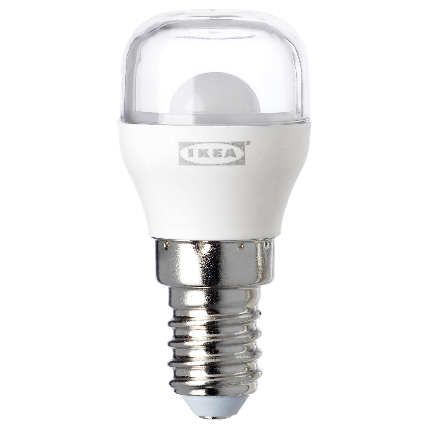 ryet ampoule poire led e14 100 lumen transparent ikea. Black Bedroom Furniture Sets. Home Design Ideas