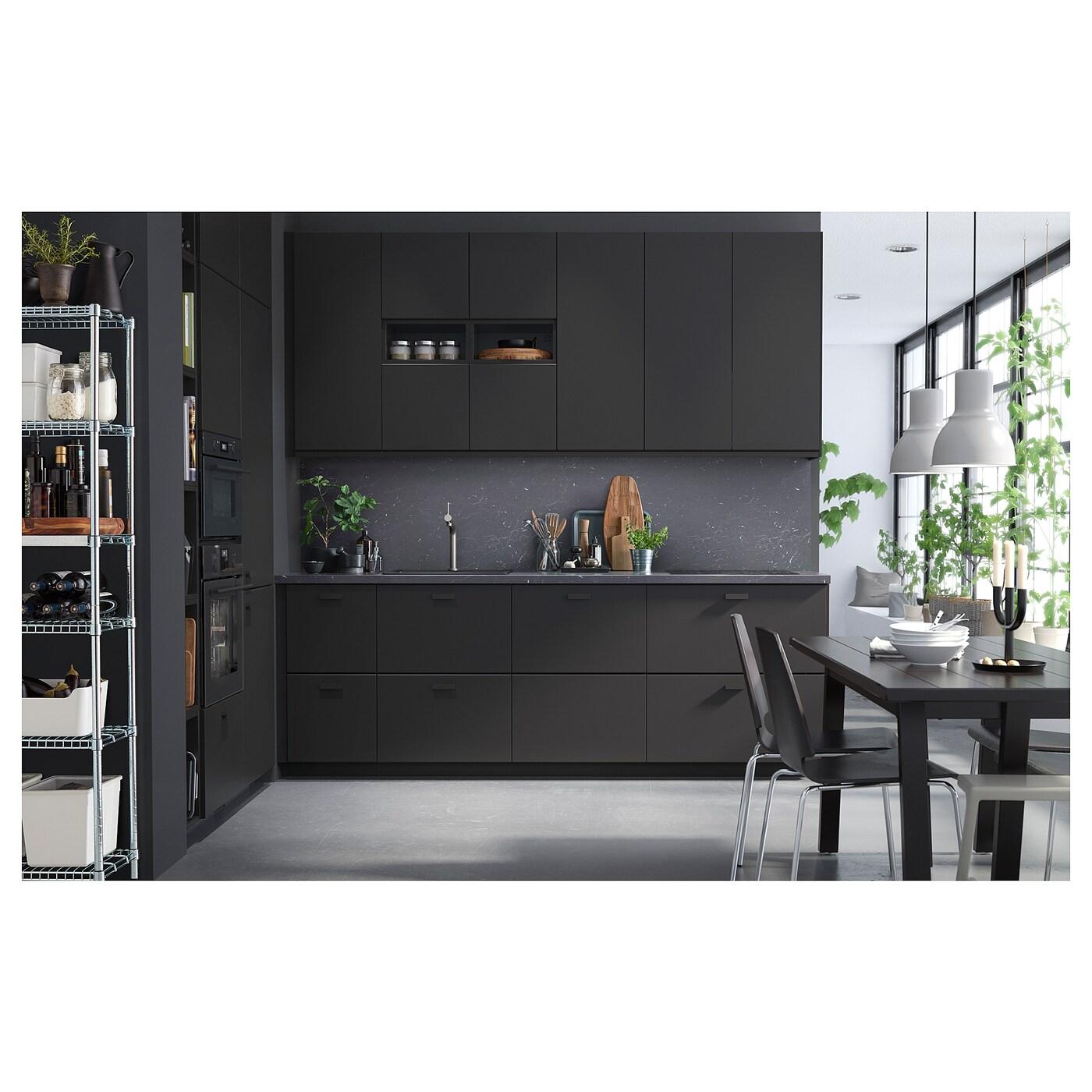 s ljan plan de travail noir marbr 186 x 3 8 cm ikea. Black Bedroom Furniture Sets. Home Design Ideas