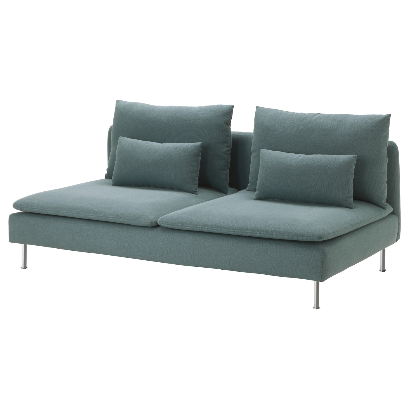 SÖDERHAMN Module 3 places Finnsta turquoise - IKEA