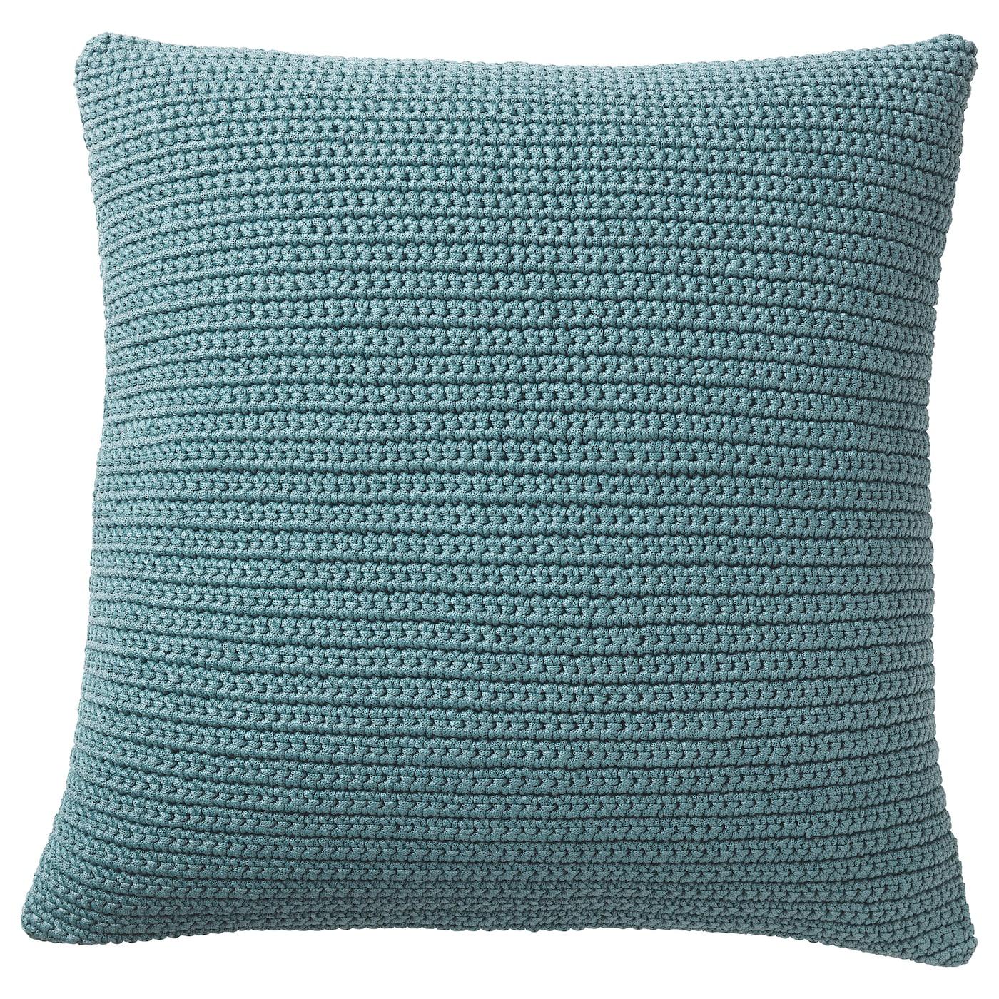 gren coussin ext rieur bleu gris 59x30 cm ikea. Black Bedroom Furniture Sets. Home Design Ideas