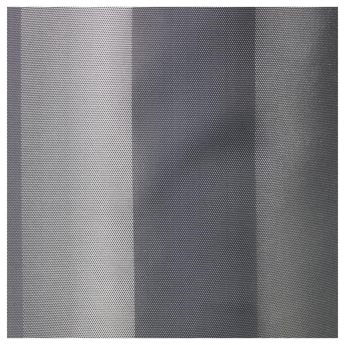 saltgrund rideau de douche gris 180 x 200 cm ikea. Black Bedroom Furniture Sets. Home Design Ideas