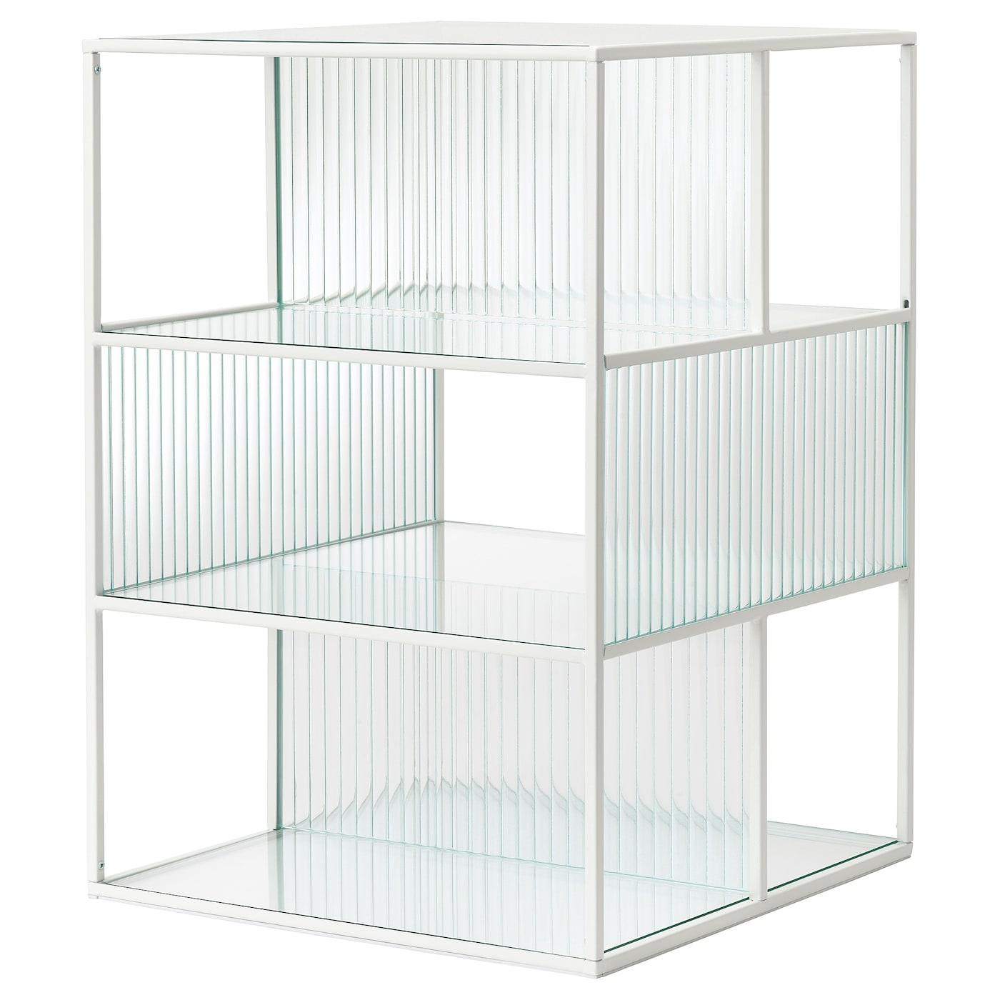 sammanhang bo te vitr e blanc verre 35 x 50 cm ikea. Black Bedroom Furniture Sets. Home Design Ideas