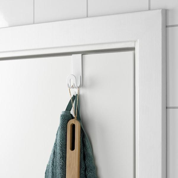 SEKINER Crochet pour porte, blanc