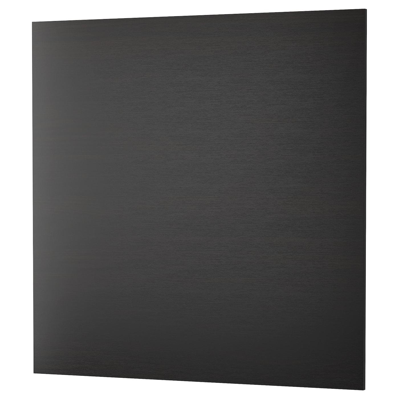 sibbarp rev tement mural sur mesure brun noir stratifi 1 m ikea. Black Bedroom Furniture Sets. Home Design Ideas