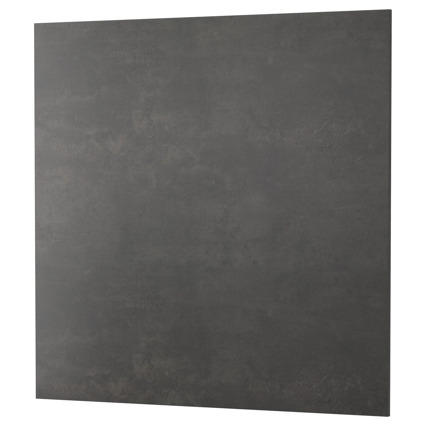 sibbarp rev tement mural sur mesure imitation ciment stratifi 1 m ikea. Black Bedroom Furniture Sets. Home Design Ideas