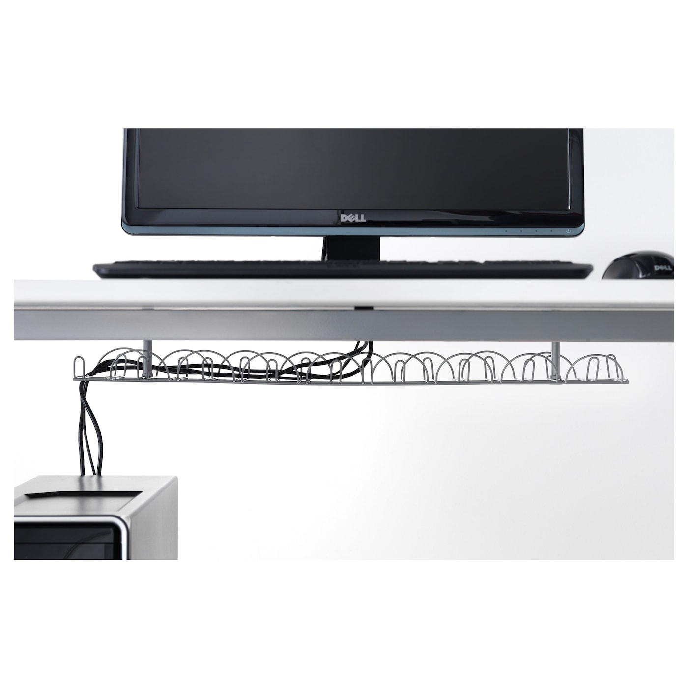 signum range c bles couleur argent 70 cm ikea. Black Bedroom Furniture Sets. Home Design Ideas