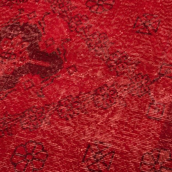 SILKEBORG Tapis, poils ras, divers coloris rouge, 70x200 cm