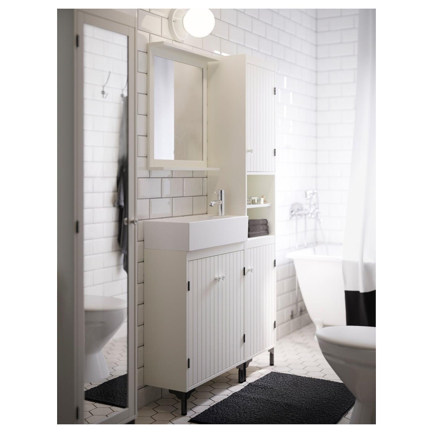 silver n armoire 2 portes blanc 40x25x184 cm ikea. Black Bedroom Furniture Sets. Home Design Ideas