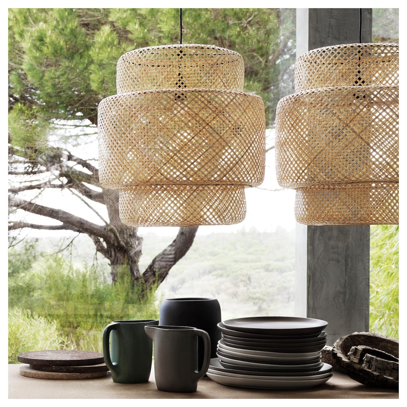 sinnerlig suspension bambou ikea. Black Bedroom Furniture Sets. Home Design Ideas