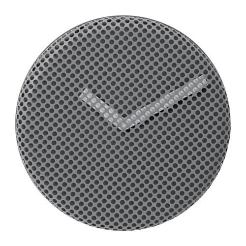 Horloge murale aiguilles geantes maison design - Horloge murale geante ikea ...