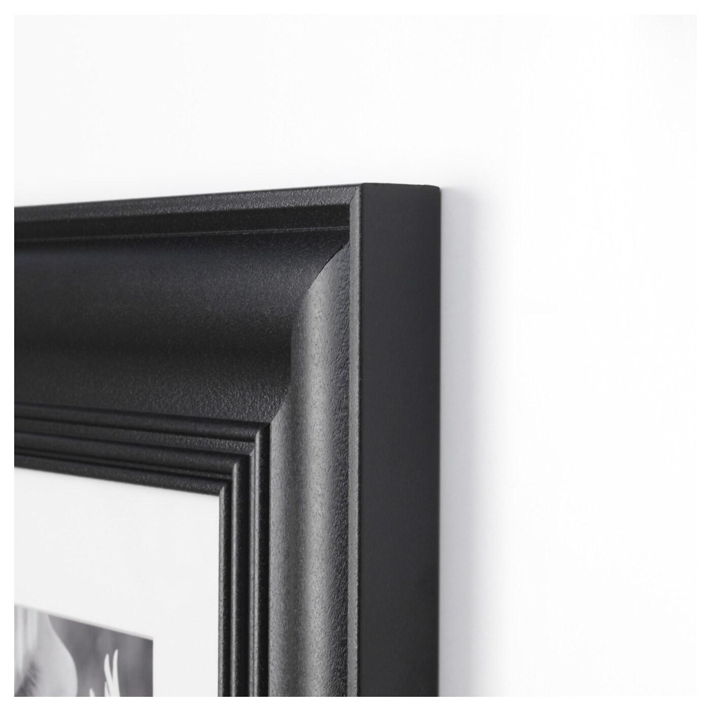 skatteby cadre noir 61 x 91 cm ikea. Black Bedroom Furniture Sets. Home Design Ideas