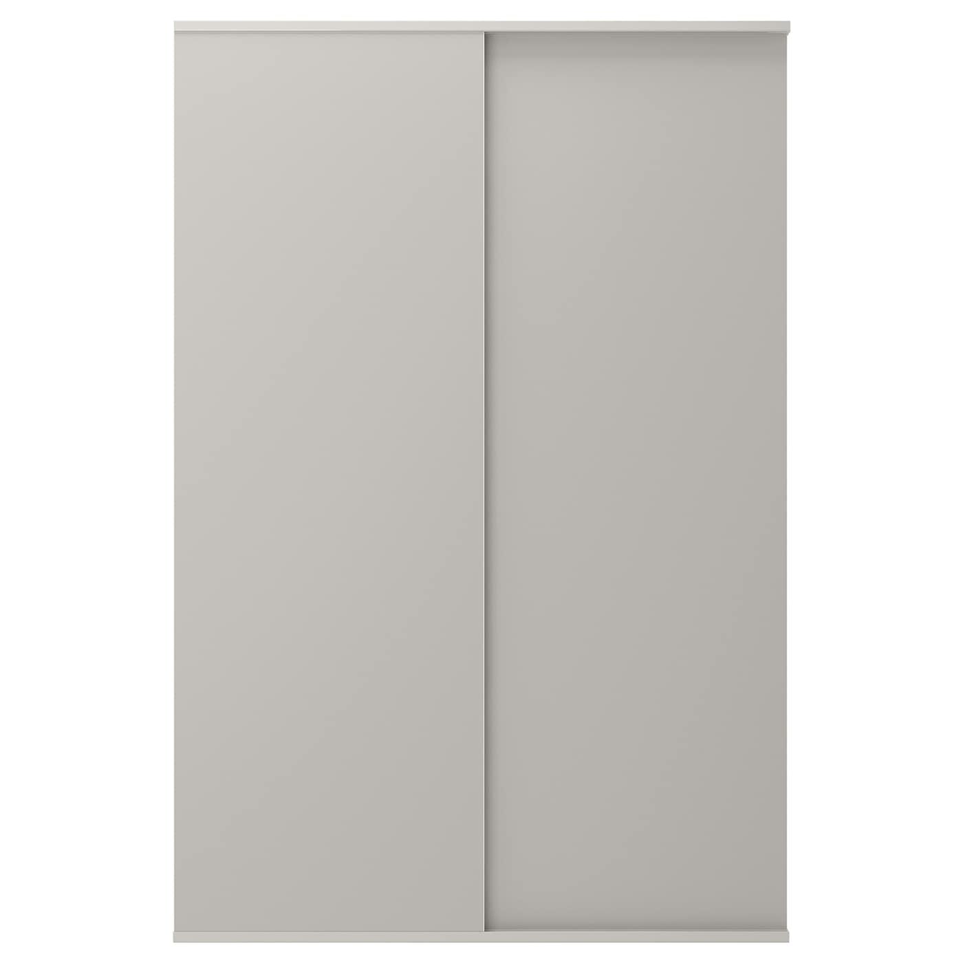 IKEA SKATVAL Porte Coulissante Avec Rail