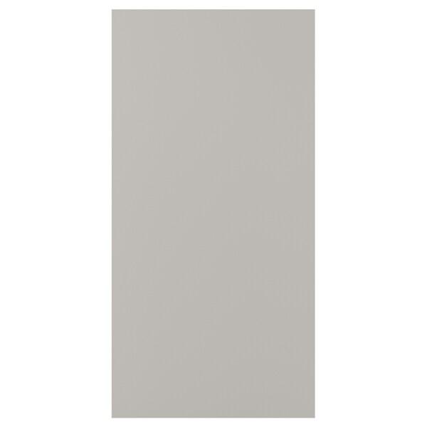 SKATVAL Porte, gris clair, 60x120 cm
