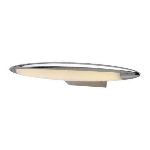Skepp clairage salle de bain ikea for Eclairage miroir salle de bain ikea