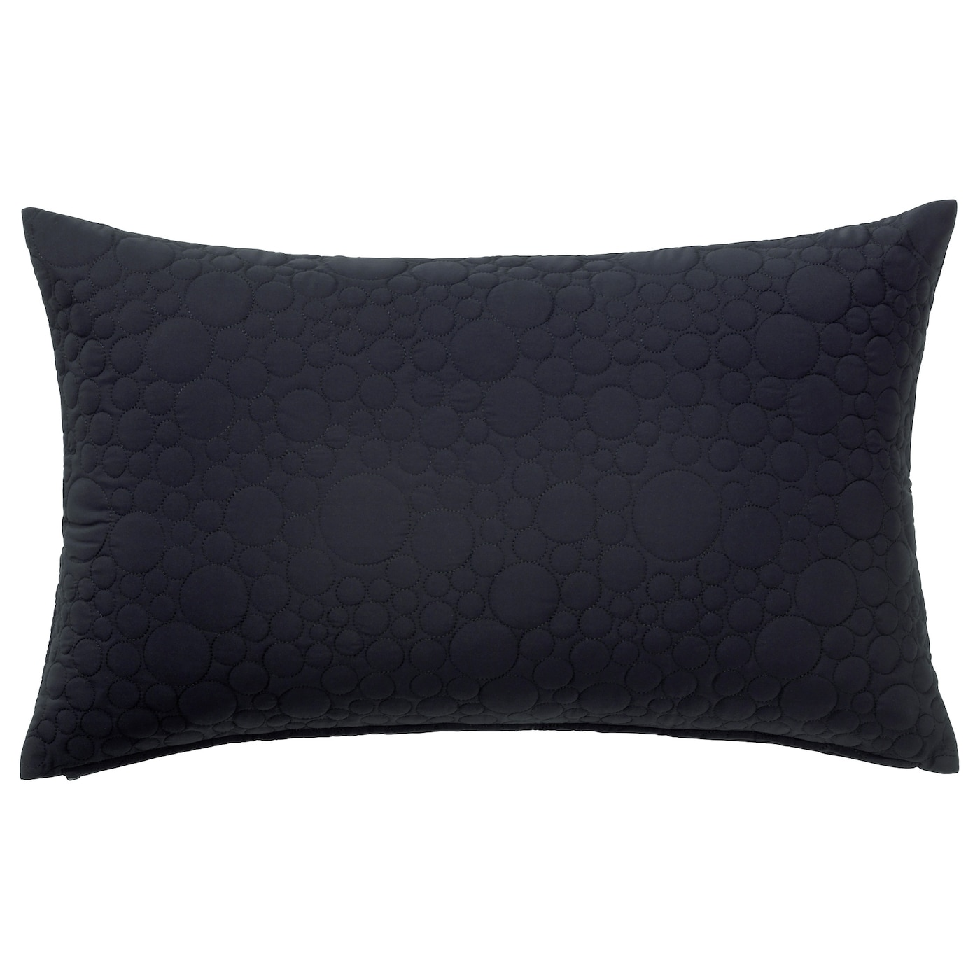 skogsek housse de coussin noir 40x65 cm ikea. Black Bedroom Furniture Sets. Home Design Ideas