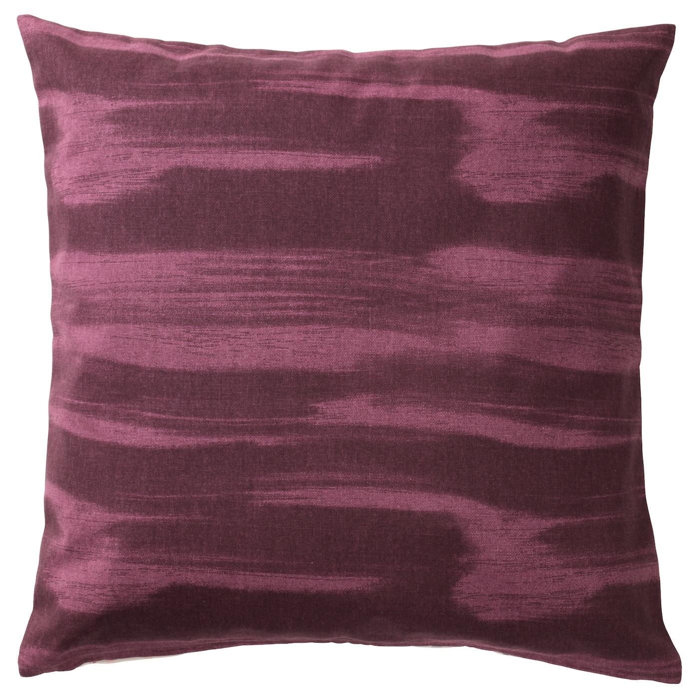 skogsn va housse de coussin beige rose 50x50 cm ikea. Black Bedroom Furniture Sets. Home Design Ideas