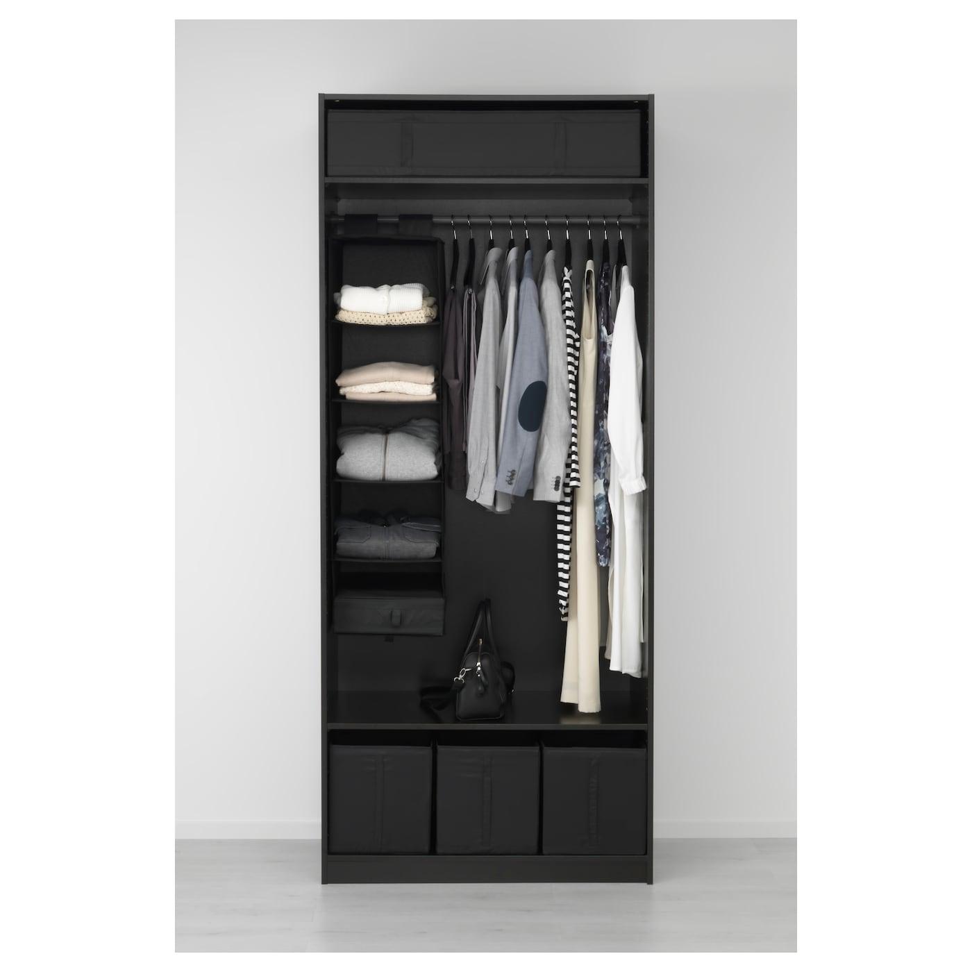 skubb sac de rangement noir 93x55x19 cm ikea. Black Bedroom Furniture Sets. Home Design Ideas