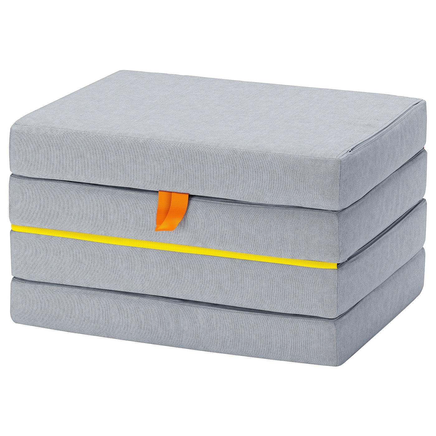 sl kt pouf matelas pliable ikea. Black Bedroom Furniture Sets. Home Design Ideas