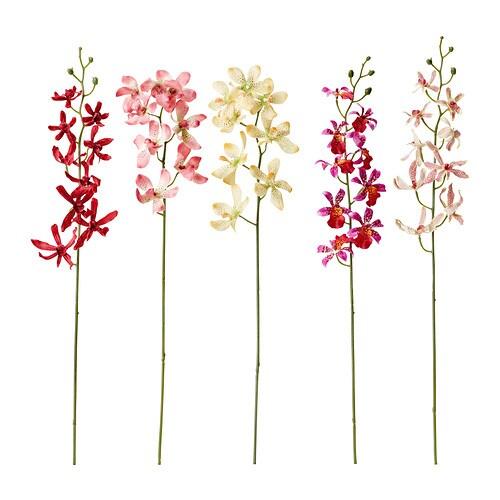 D coration et miroirs ikea for Ikea fleurs artificielles