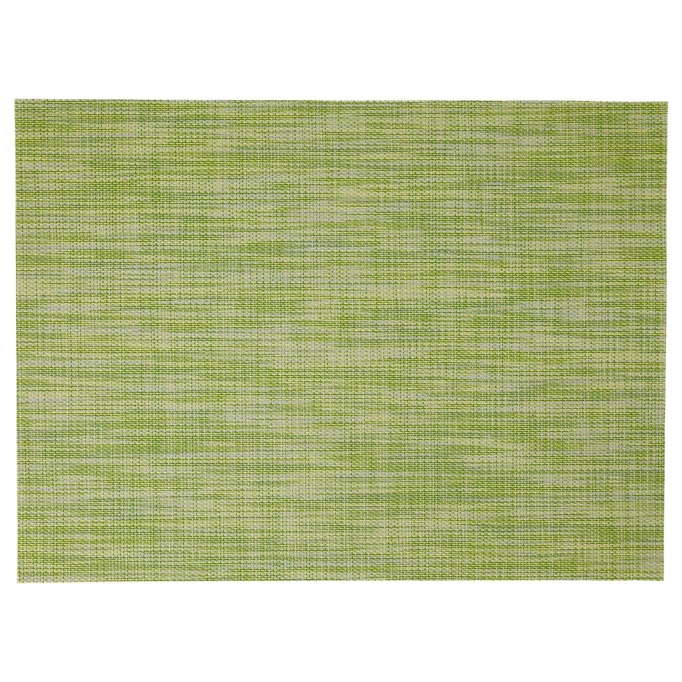 snobbig set de table vert 45x33 cm ikea. Black Bedroom Furniture Sets. Home Design Ideas