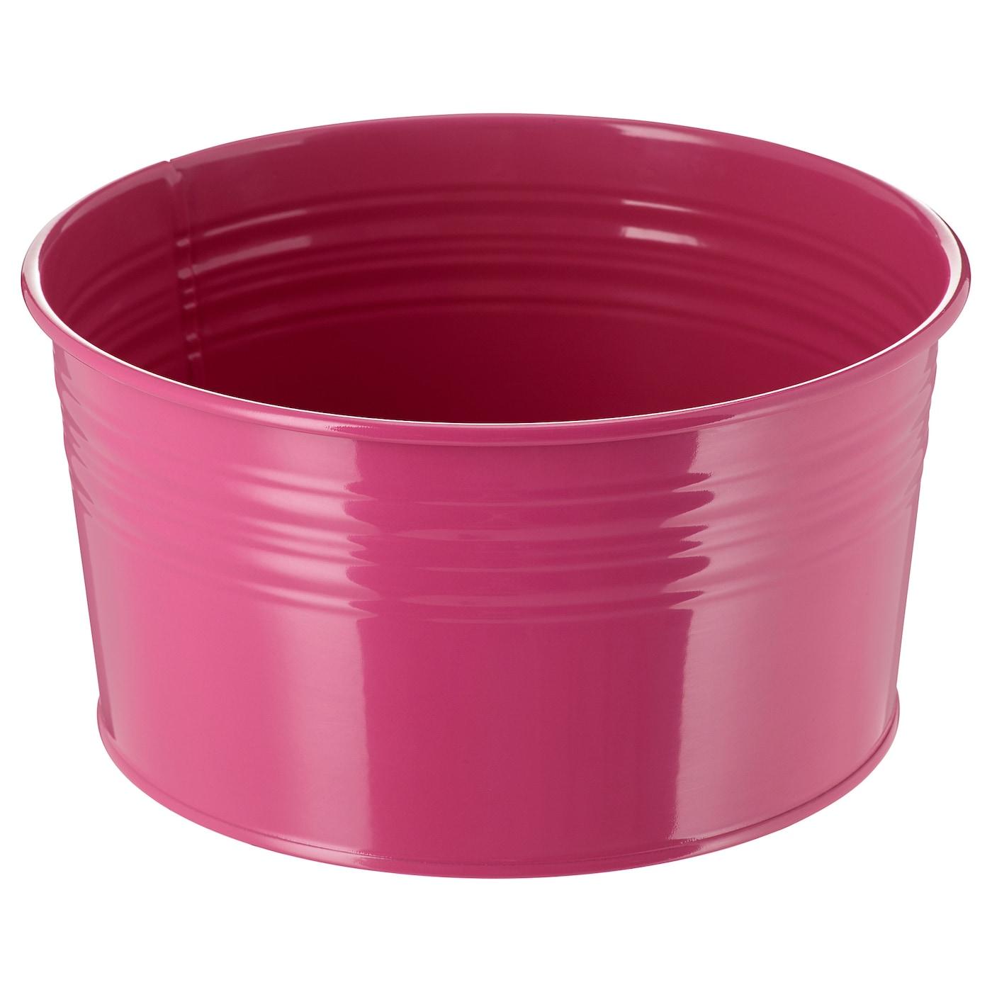 socker cache pot int rieur ext rieur rose ikea. Black Bedroom Furniture Sets. Home Design Ideas