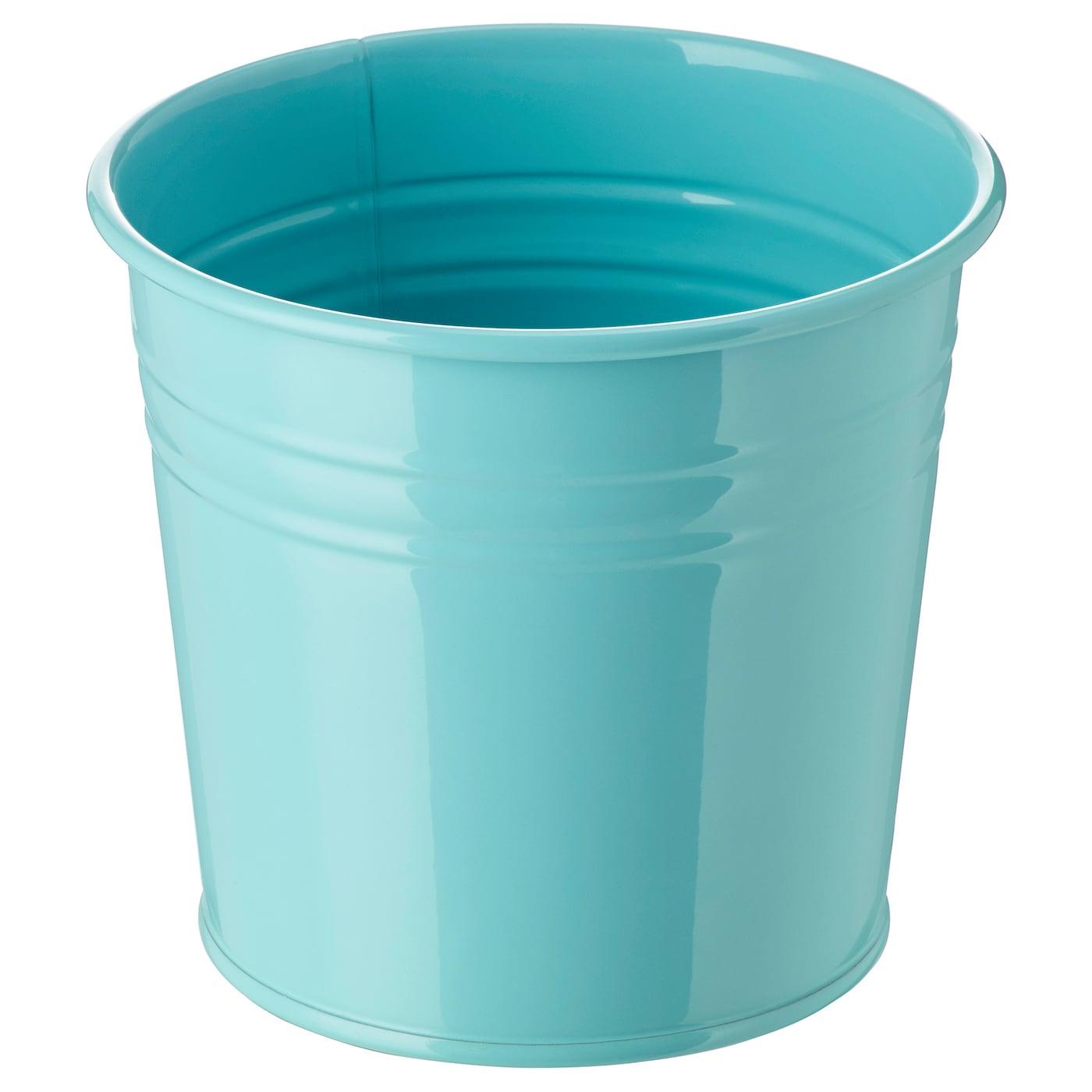 socker cache pot int rieur ext rieur turquoise 9 cm ikea. Black Bedroom Furniture Sets. Home Design Ideas