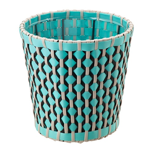 sommar 2018 cache pot int rieur ext rieur turquoise 15 cm ikea. Black Bedroom Furniture Sets. Home Design Ideas