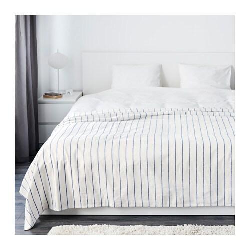 sommar 2017 couvre lit 250x250 cm ikea. Black Bedroom Furniture Sets. Home Design Ideas