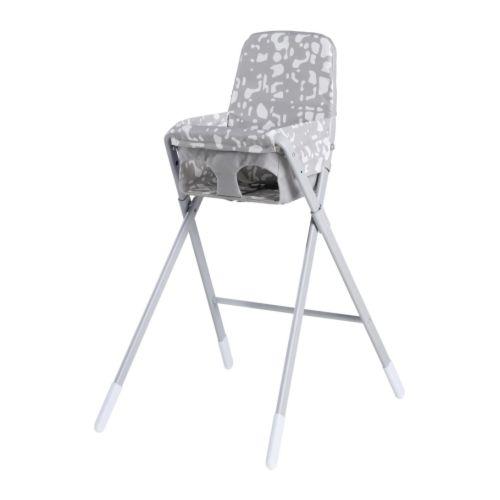 Meubles design et d coration ikea - Chaise haute avec dossier ...