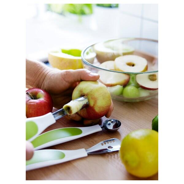 SPRITTA Set de décoration fruits, vert
