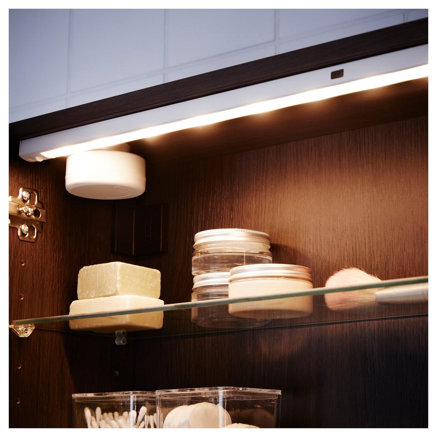 st tta baguette lumineuse led pile blanc 55 cm ikea. Black Bedroom Furniture Sets. Home Design Ideas
