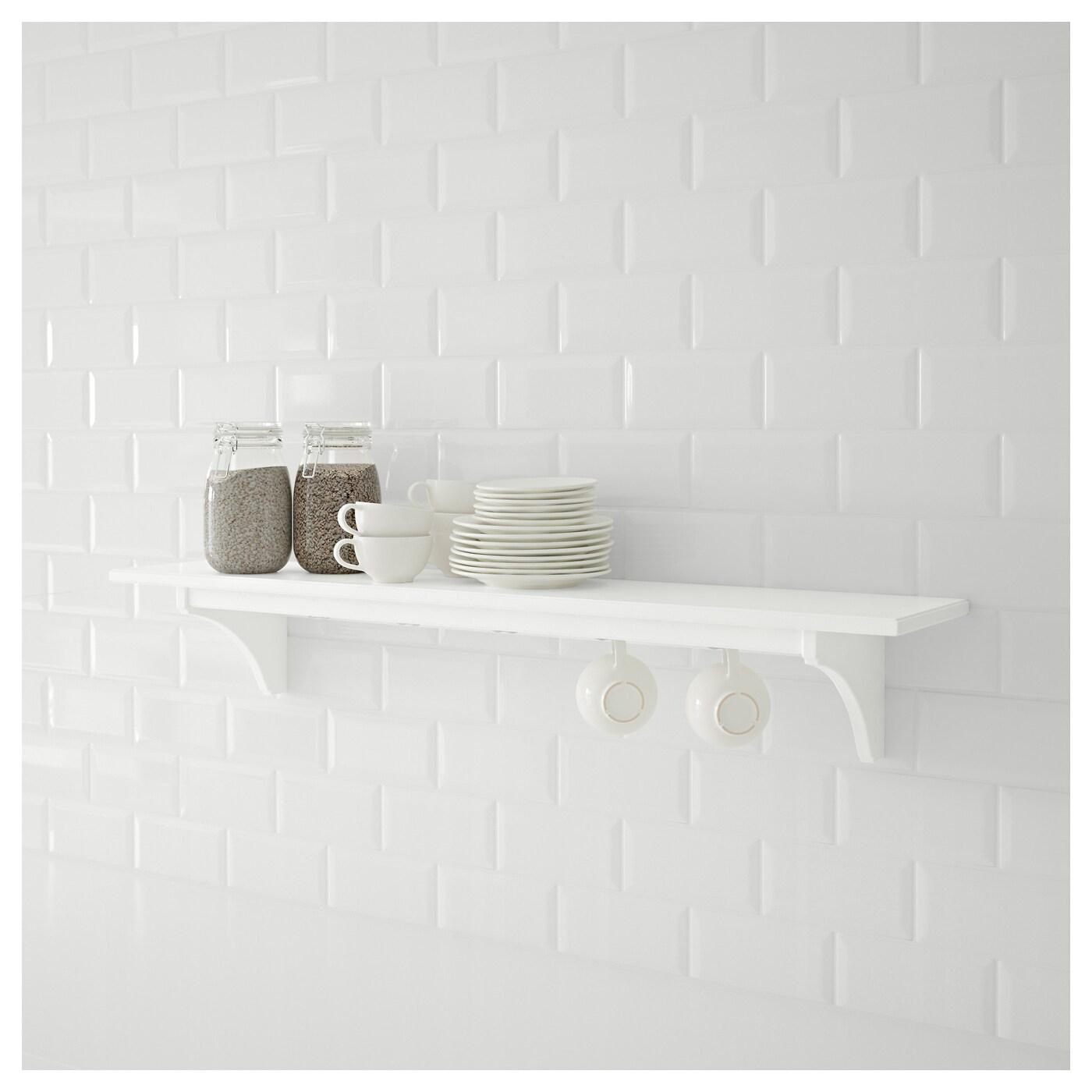 stenstorp tag re murale blanc 120 cm ikea. Black Bedroom Furniture Sets. Home Design Ideas