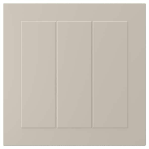 STENSUND Face de tiroir, beige, 40x40 cm