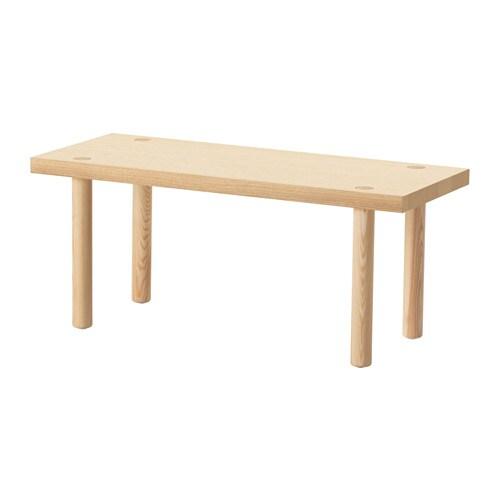 stockholm 2017 table basse plaqu fr ne 100x41 cm ikea. Black Bedroom Furniture Sets. Home Design Ideas