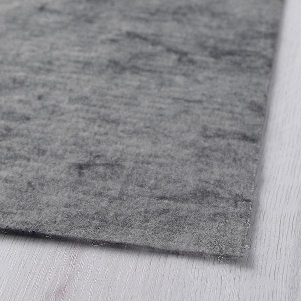 STOPP FILT Thibaude tapis avec anti-dérapant, 65x125 cm