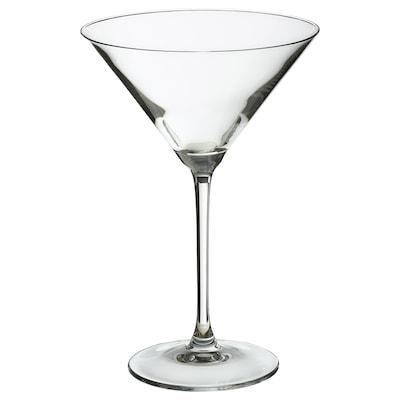 STORSINT Verre à martini, verre transparent, 24 cl