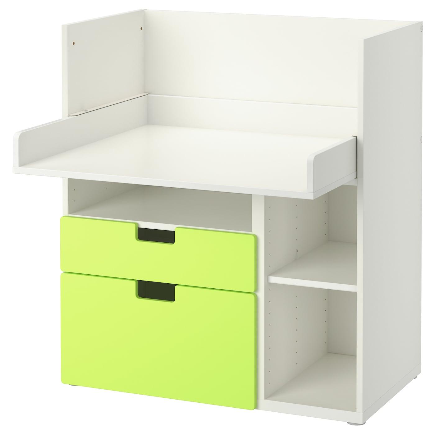 Combinaisons Stuva # Bureau Ikea Blanc