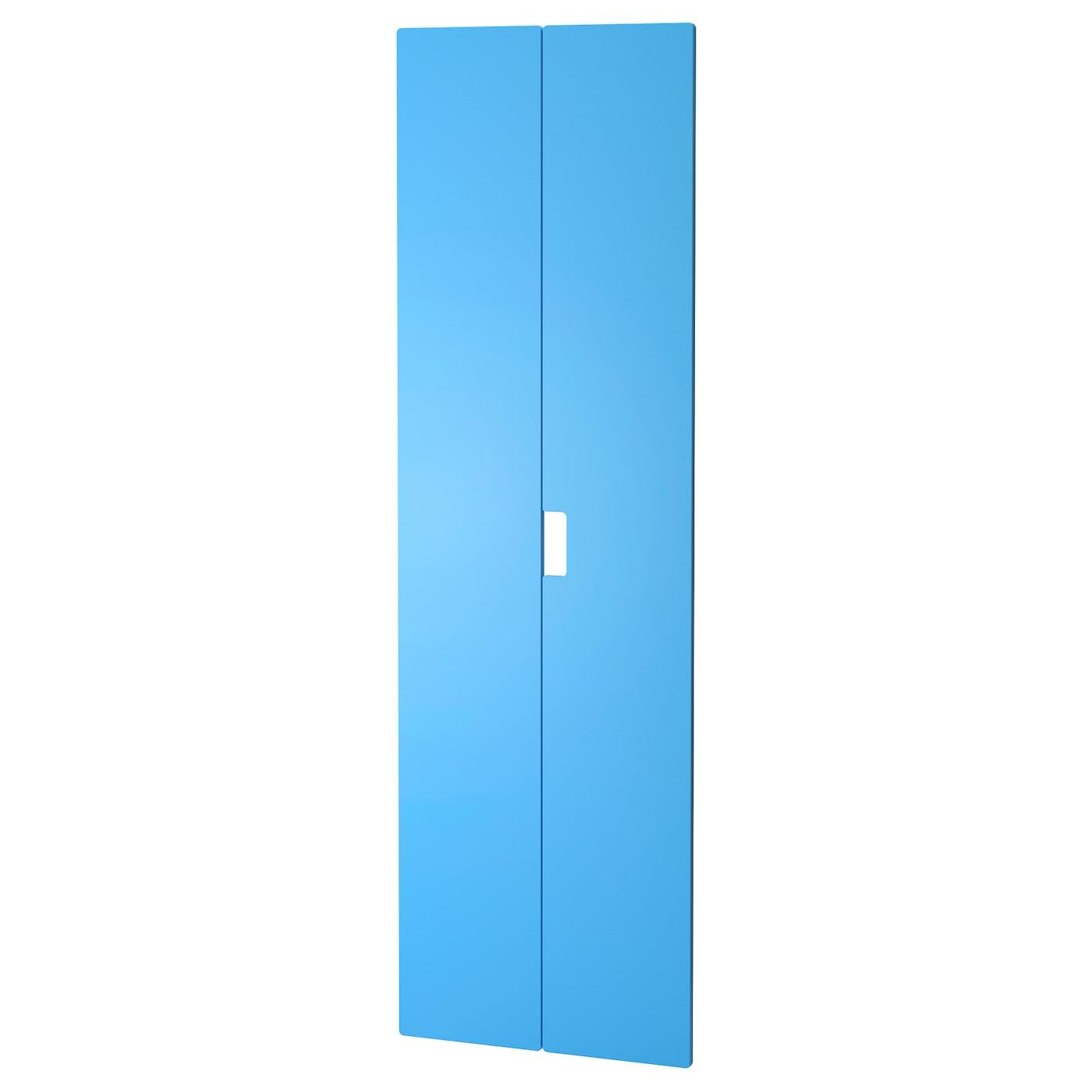 Stuva m lad porte bleu 60x192 cm ikea for Porte 60 cm ikea