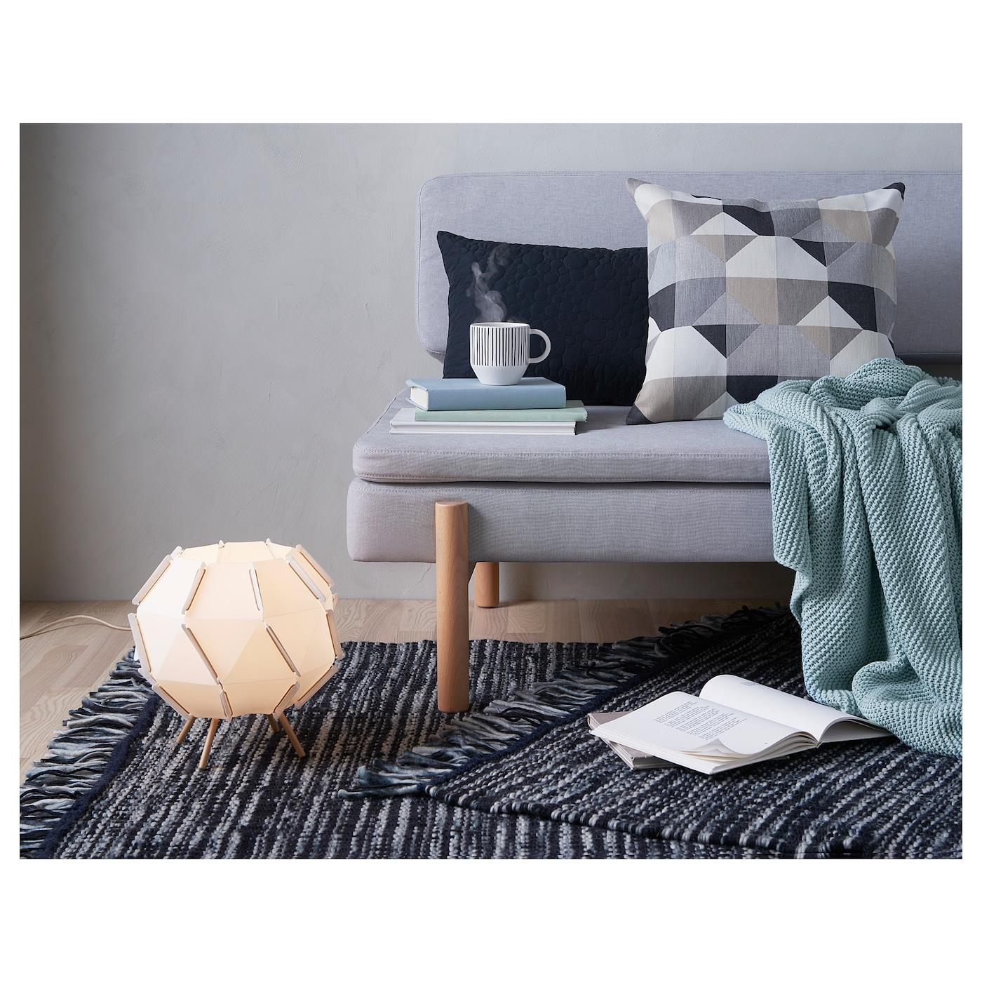svarth housse de coussin beige 50x50 cm ikea. Black Bedroom Furniture Sets. Home Design Ideas