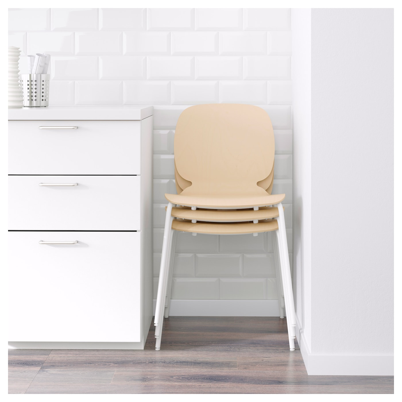 svenbertil chaise bouleau broringe blanc ikea. Black Bedroom Furniture Sets. Home Design Ideas